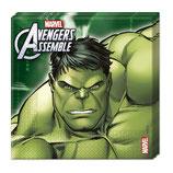 Avengers Multi Heroes Servietten