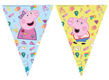 Peppa Pig Wimpelkette