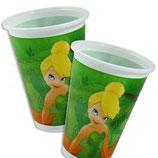 Tinkerbell grün Partybecher