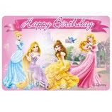 Disney Princess Geburtstagskerze