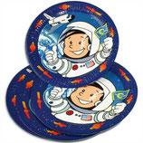 Astronaut Flo Partyteller