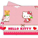 Hello Kitty Hearts pink Tischdecke