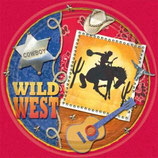 Wilder Westen Partyteller