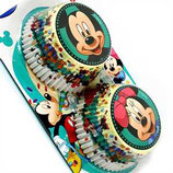 Mickey und Minnie Muffinförmchen