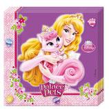 Disney Princess Palace Pets Servietten
