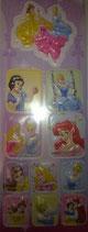 Dinsney Princess 3D Stickers