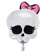 Monster High Kopf Folienballon