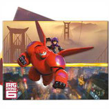 Big Hero 6 / Baymax Tischdecke