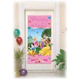 Disney Princess & Animals Türposter