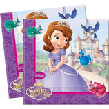 Sofia the First Servietten