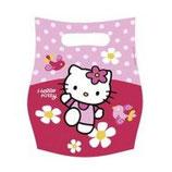 Hello Kitty Blumen Sweet Hearts Partytüten
