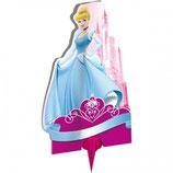 Disney Princess 2 D Kuchenfontäne