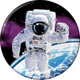 Weltall Astronaut Kuchenteller