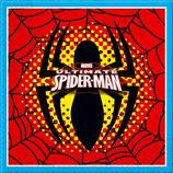 Spiderman Ultimate Servietten