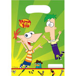 Phineas & Ferb Partytüten