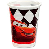 Cars Speed Partybecher