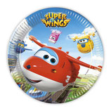 Super Wings Partyteller