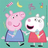 Peppa Pig Servietten