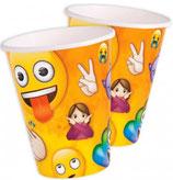 Emoji Partybecher