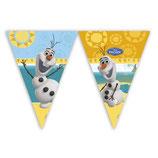 Olaf - Frozen Summer Wimpelkette