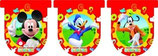Mickey Mouse Clubhouse Wimpelkette