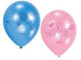 Latexballons Lillebi