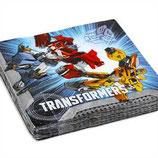 Transformers gelb Servietten