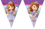 Sofia the First Wimpelkette