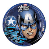 Avengers Teen Captain America Partyteller