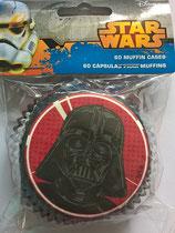 Muffinförmchen Star Wars