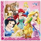 Disney Princess  & Animals Servietten
