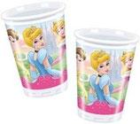 Disney Princess Cinderella Partybecher