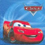 Cars blau Servietten