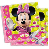 Minnie Mouse Bow Tique Servietten