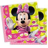 Minnie Mouse Bow Tique Servietten