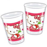 Hello Kitty Hearts 2 Partybecher