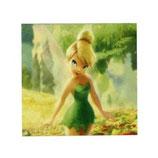Tinkerbell grün Servietten