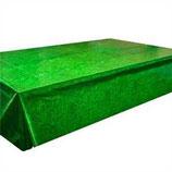 Fussball Tischdecke grünes Gras