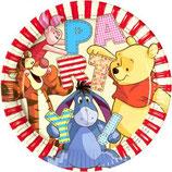 Winnie Pooh ABC Partyteller