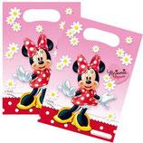 Minnie Mouse Blümchen Partytüten