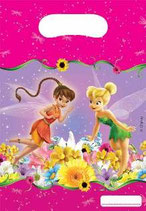 Tinkerbell Fairies Springtime Partytüten