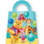 Winnie Pooh blau Partytüten