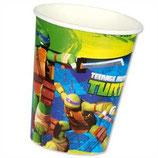 Ninja Turtles Partybecher