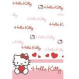 Hello Kitty Hearts Tischdecke