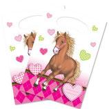 Pferd Herz Partytüten