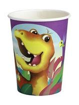 Dino Partybecher