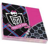Monster High Servietten
