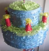 Piñata Geburtstagskuchen