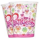 Prinzessin Partybecher