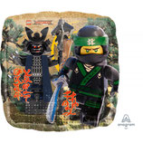 Lego Ninjago Movie Folienballon